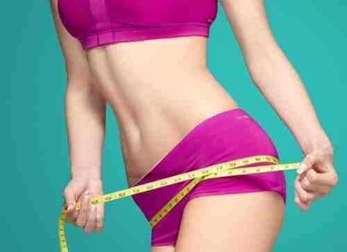 Bruler les graisses hanches