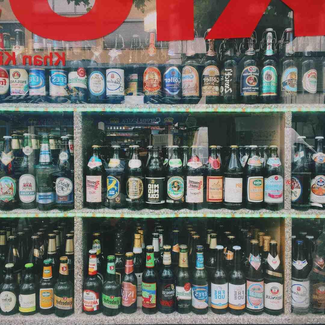 Comment perdre du poids en buvant de l'alcool