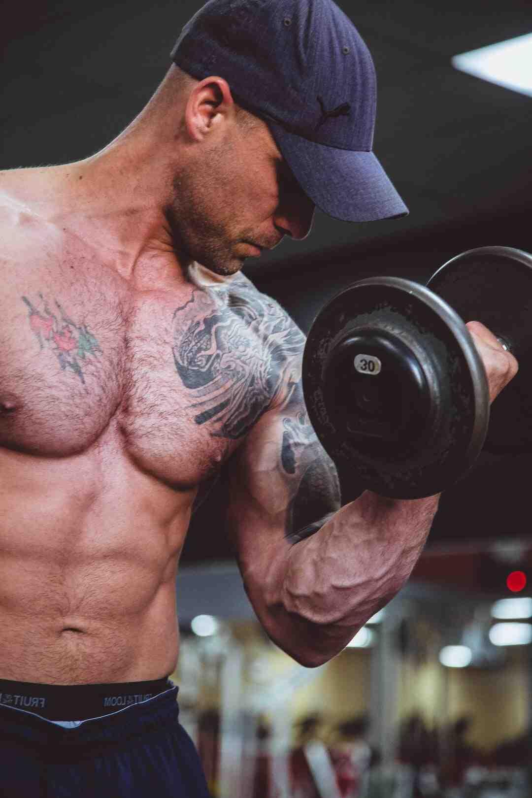 Quel exercice musculation pour maigrir ?